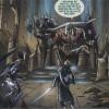 Jacob et Shanar face à un démon qui a corrompu la région du Mont Arréat