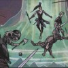Shanar défend Jacob face à Ivan et ses hommes qui le poursuit