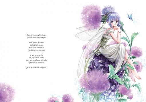 L'elfe du naturel (Yosei, le cadeau des fées)