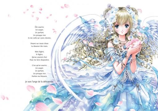 L'ange de la délicatesse (Yosei, le cadeau des fées)