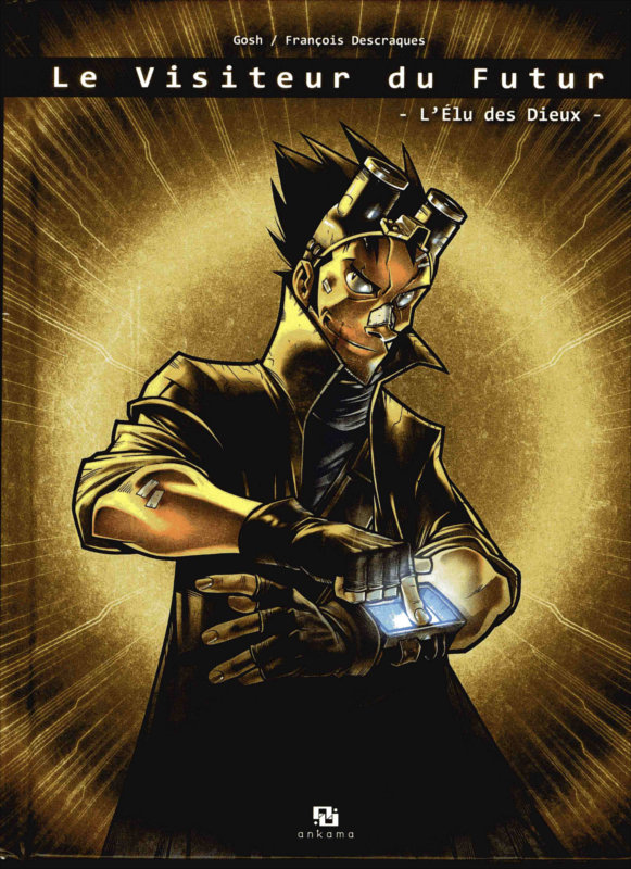 Couverture de la bande-dessinée Visiteur du Futur