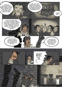 Page 2 de la bande-dessinée Visiteur du Futur