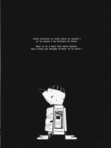 Page 3 de la bande-dessinée Visiteur du Futur