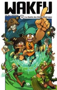 Tome 1 du Manga Wakfu