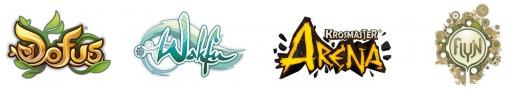 logos Wakfu Dofus Krosmaster
