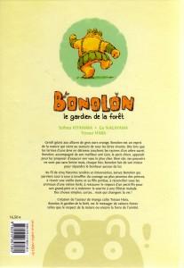 Bonolon, le gardien de la forêt - résumé