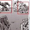 On peut voir des Rock Lords dans Dofus Monster