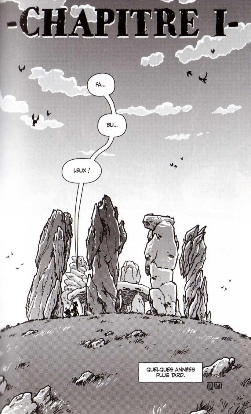 Page 1 du Dofus Monster Koulosse