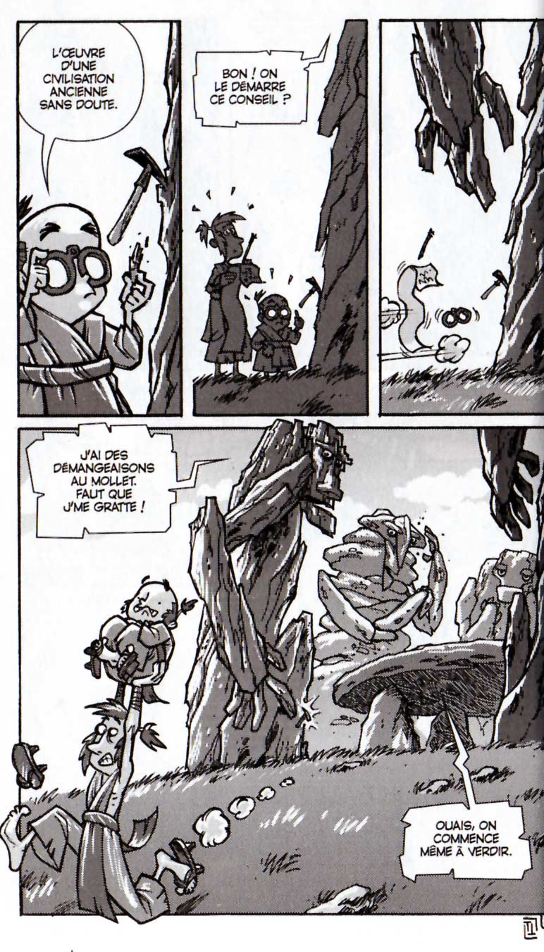 Page 4 du Dofus Monster Koulosse