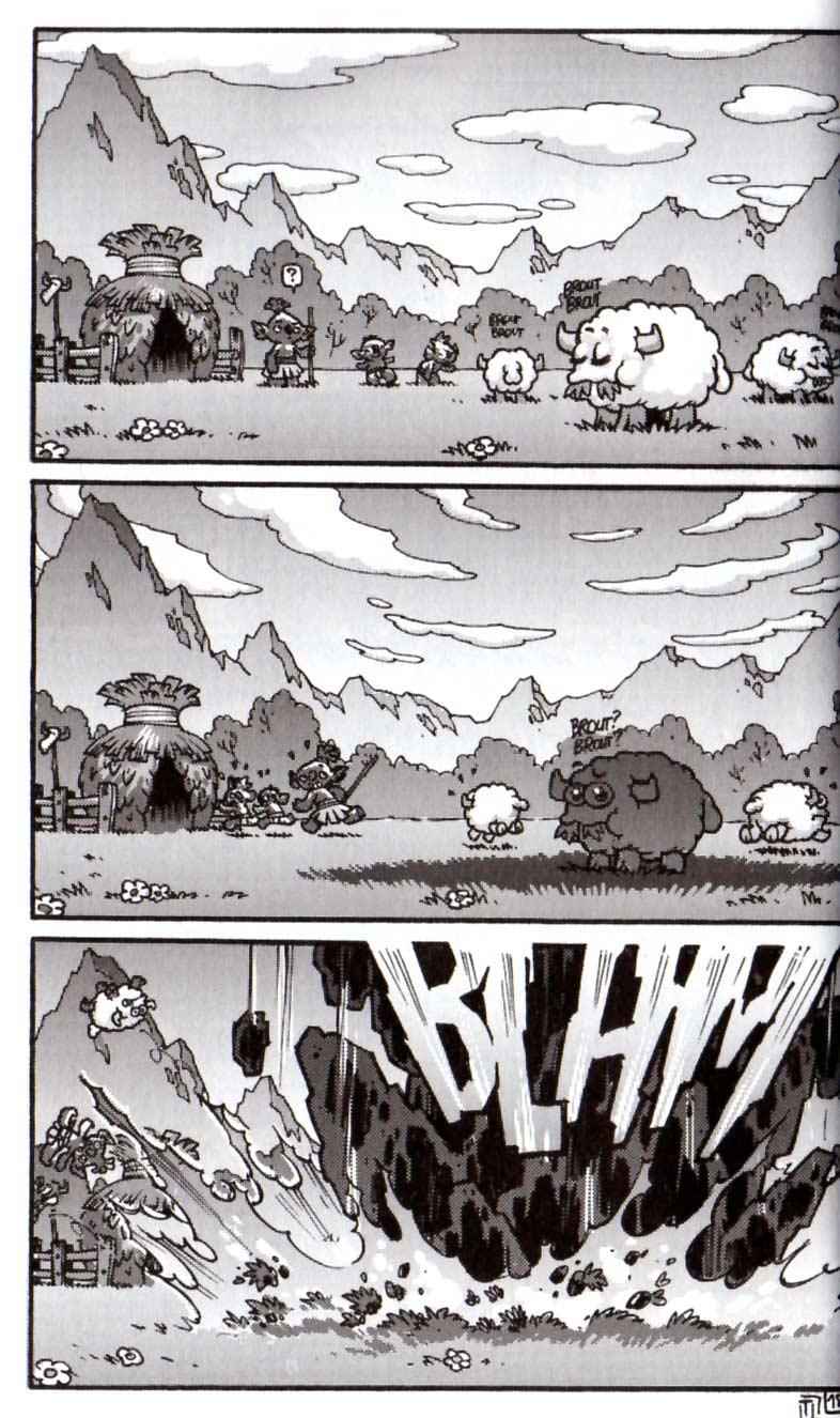 Page 6 du Dofus Monster Koulosse