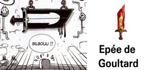 L'épée de Goultard - Tome 19 de Dofus