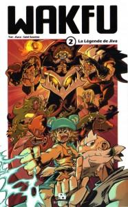 Wakfu Tome 2 (manga)