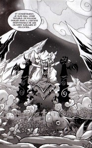 Page 3 du tome 2 du manga Wakfu