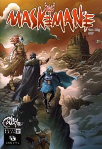 Maskemane N°11 - Comics Wakfu