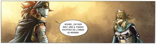 Maskemane et Farow