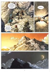 Page 2 du Maskemane N°11 - Comics Wakfu