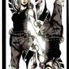 Arcane mineure du taropolis avec Battlestar Galactica (reprise du tarot de Marseille avec des images geeks)