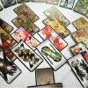 Cartes du jeu Tarotpolis