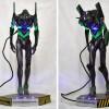 Les LED allumées de l'EVA 01 (CCP-Evangelion)
