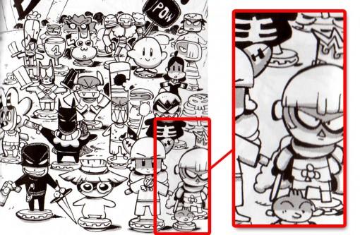 Le manga Dofus annonce la figurine Krosmaster à l'effigie de Shak Shaka