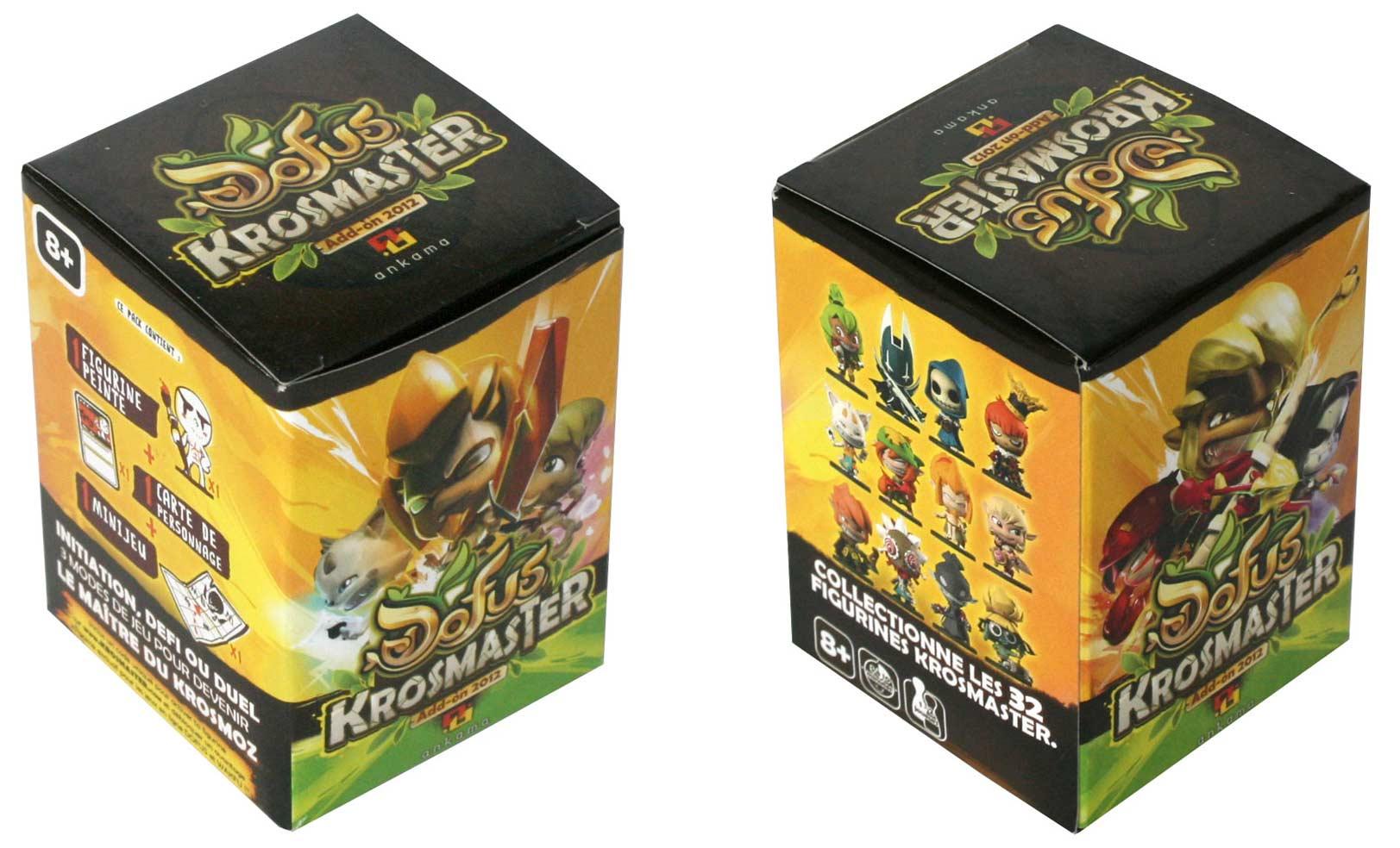 Blind Box Krosmaster (Dofus - Wakfu)