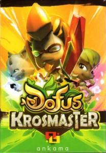 face avant et arrière du packaging du Comte Frigost - Krosmaster (Wakfu - Dofus)