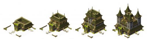 Hall de Guilde - Havres Mondes (Wakfu)
