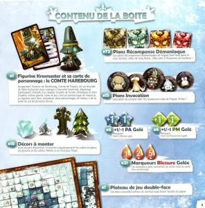 Page 3 du livret des règles de Krosmaster Arena - Frigost (Add-On)
