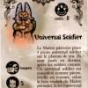 Carte Universal Soldier du jeu de société Chocafrix'