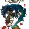 Couverture de Florent Maudoux du tome 6 de Freaks' Squeele : Clémentine