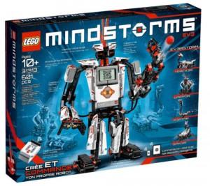 Couverture du Lego Mindstorms Ev3
