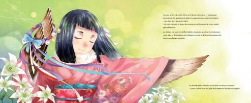 Pages livre jeunesse Kotori, le chant du moineau édité par nobi nobi !