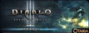 Header Otakia : Diablo 3 - Reaper of souls