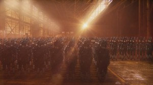 Essais d'une armée de Dark Castafolque basée sur le robot du magicien d'Oz