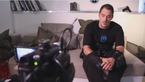 Interview de Matthieu Poggi pour le DVD bonus du coffret le Visiteur du Futur Saison 3 : les missionnaires
