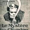 Le Mystère de la chambre jaune (couverture)