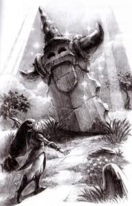 épée du dieu Iop - Dofus