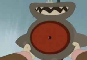 Kerubim retire le masque de l'embrumé
