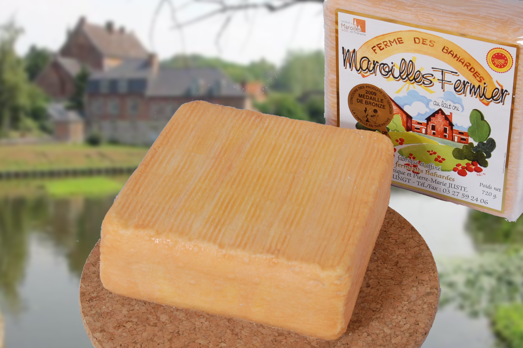 Maroilles (fromage)