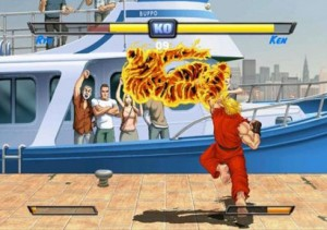 Shoryuken ken street fighter 2