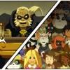 Les personnages changent juste de couleur pas de design