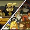 Les personnages sont tirés du public de l'épisode 8