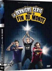 Jacquette du DVD la dernière série avant la fin du monde