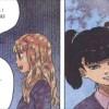 Wang Mu aide Sélène d'un groupe de filles qui lui en veulent