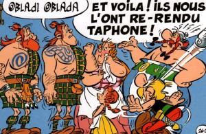 Asterix - Ob-La-Di, Ob-La-Da