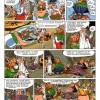 Page 4 de Astérix chez les Pictes