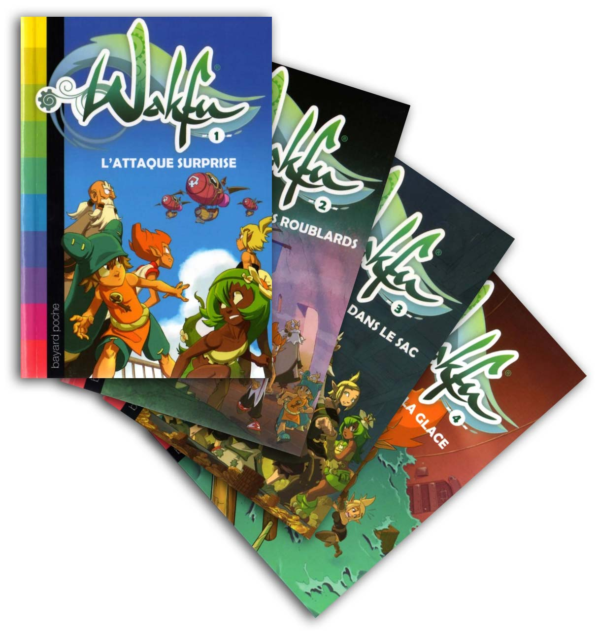 Romans Wakfu (collection)