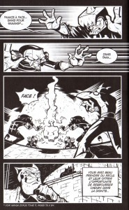 Page 2  du tome 10 de Dofus Monster - Sphincter Cell