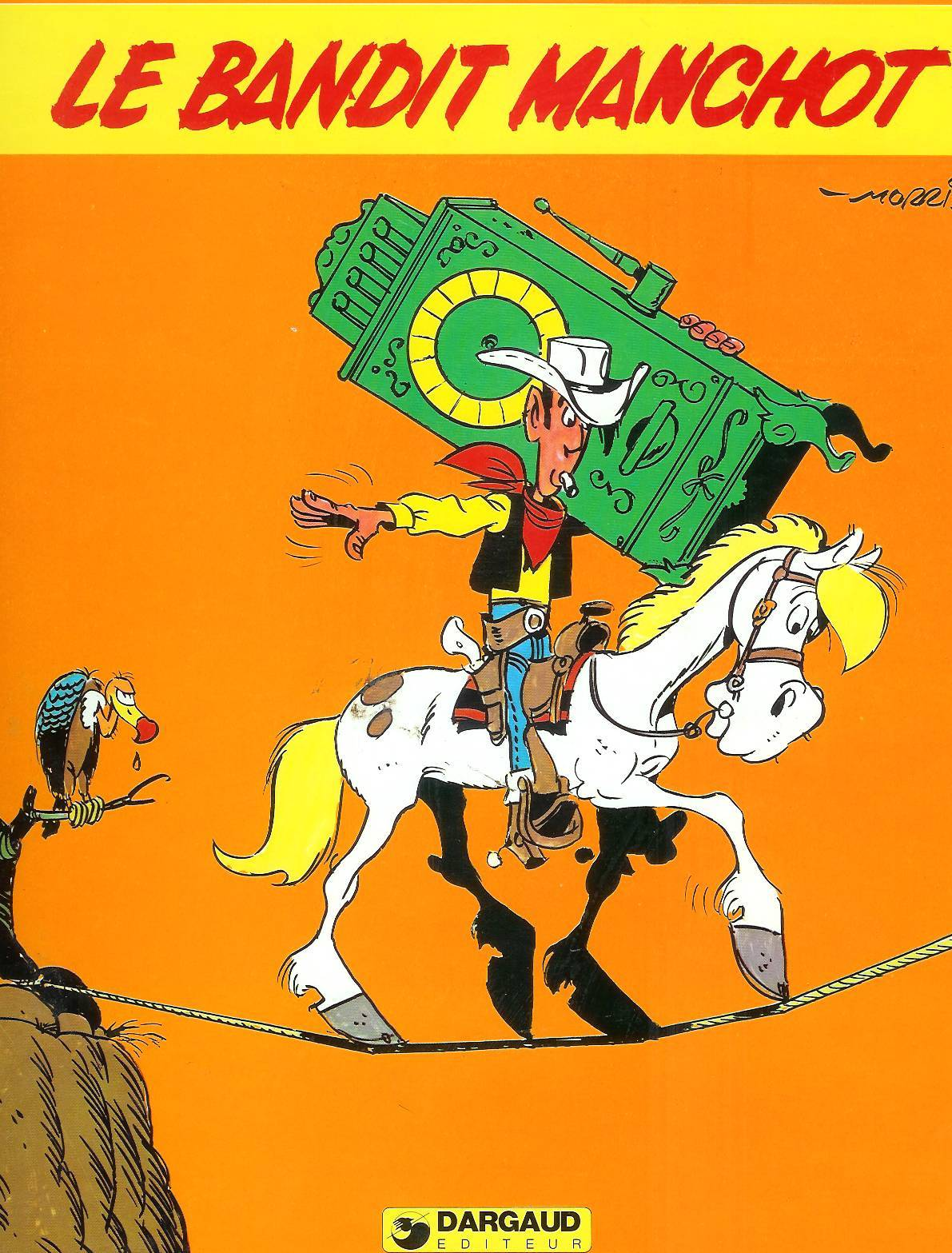 Lucky Luke - Le Bandit Manchot