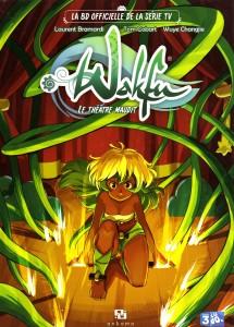 Wakfu Tome 5 - Le Théâtre Maudit